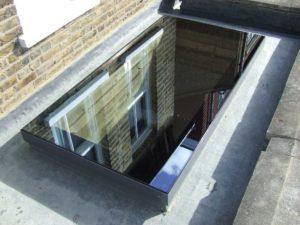 Fixed Flat Rooflights Surrey London