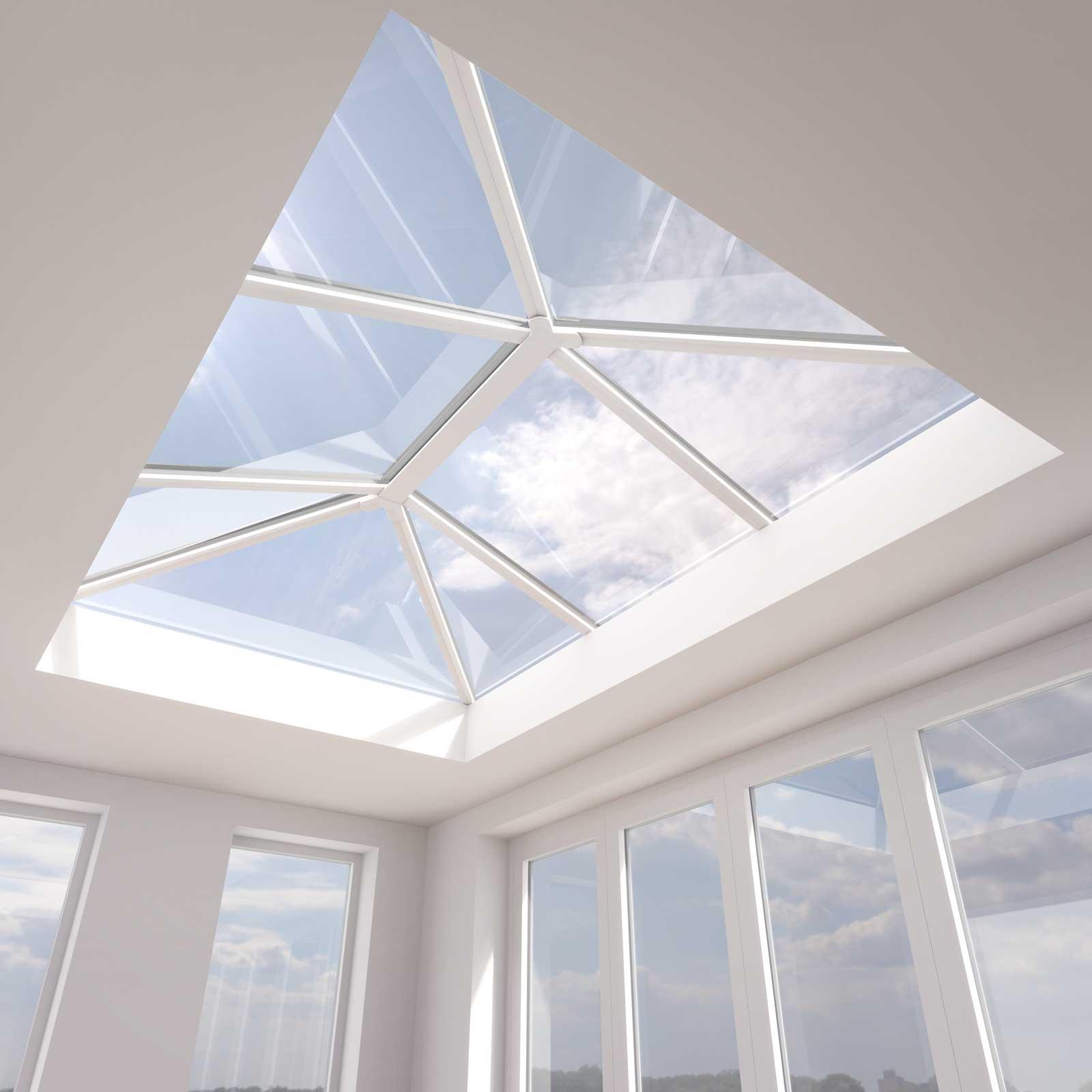 Aluminium Lantern Roofs Surrey & London